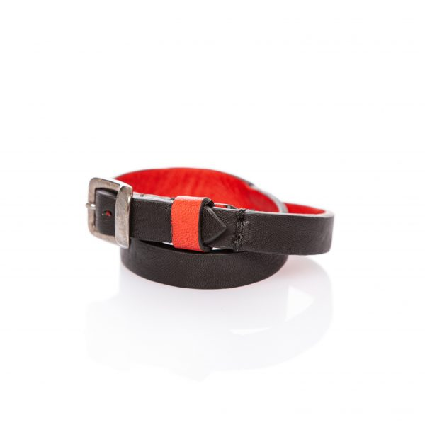 Leather bracelet - PARTYMONSTR