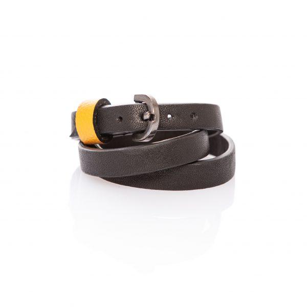 leather bracelet - PARTY/MONSTR